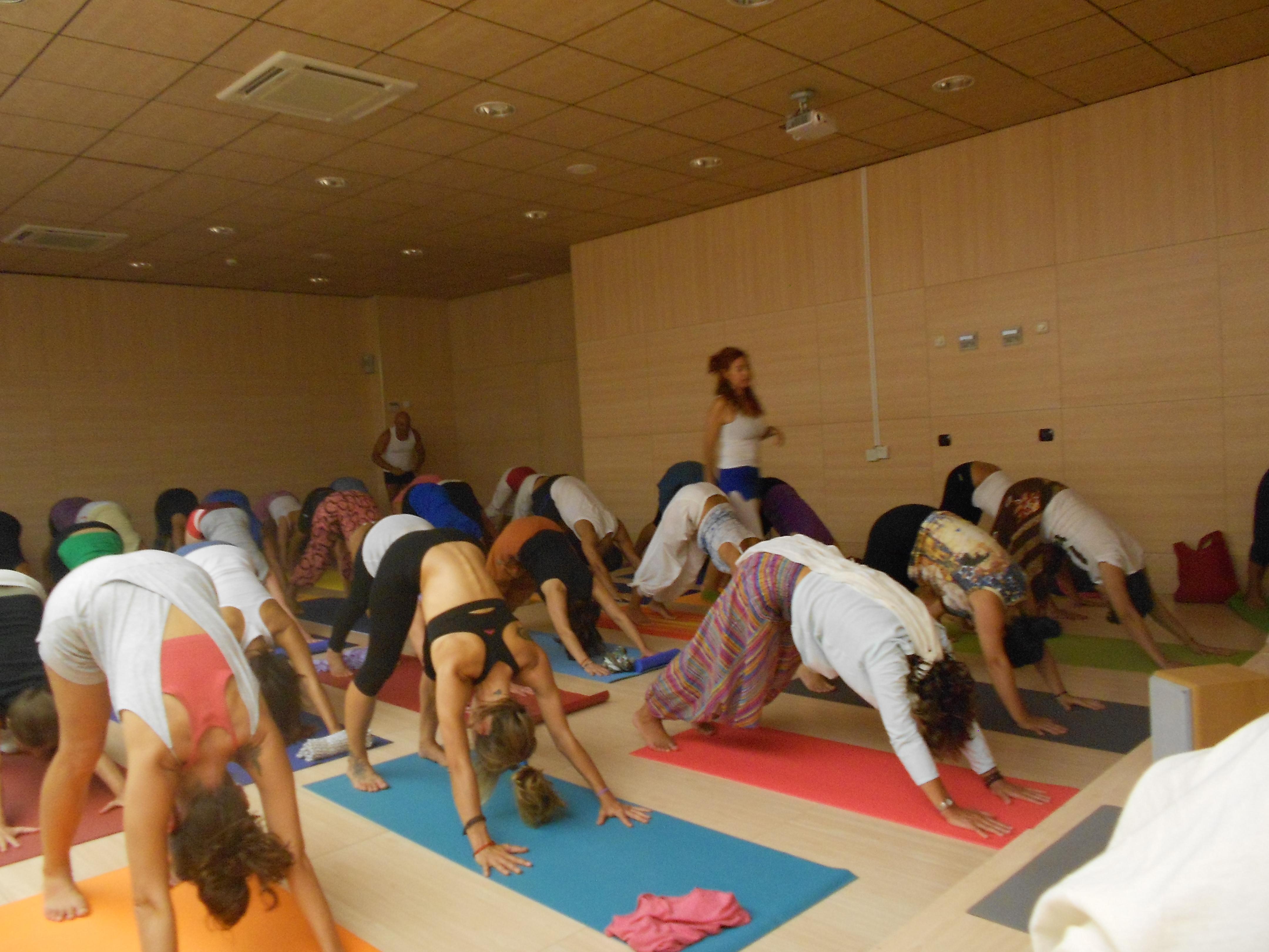 Miriam aguilar espacio para el yoga sevilla este - Espacio para el yoga ...
